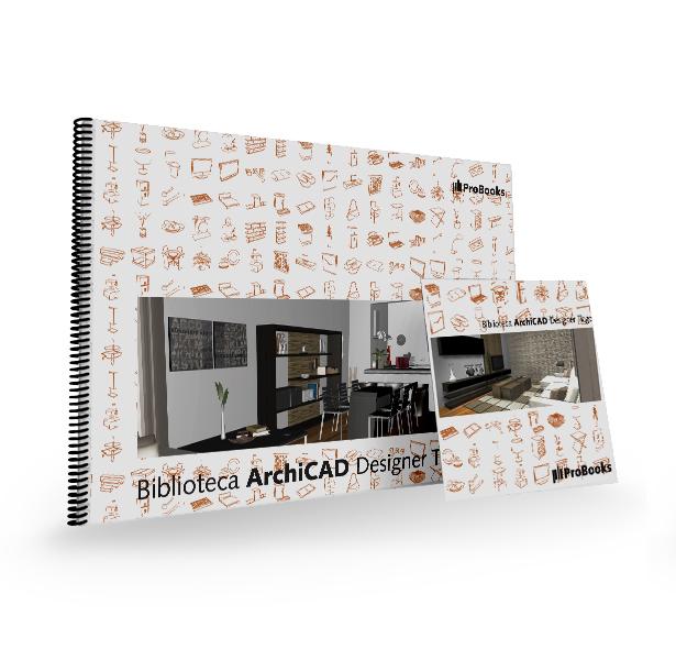 Biblioteca ArchiCAD Designer Tiago