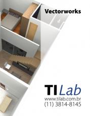TI Lab - Curso Vectorworks - 29 de janeiro, das 8h30 às 10h30 - segundas, quartas e sextas (3 vagas p/ CONFIRMAR)