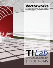TI Lab – Curso Vectorworks Modelagem Avançada - 26 de fevereiro, das 10h30 às 12h30 - segundas e quartas (3 vagas p/ CONFIRMAR)